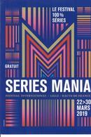 Carte Séries Mania Festival International Lille 22 Au 30 Mars 2019 - Autres