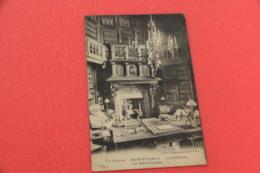 72 Bonnetable Le Chateau La Bibliotheque 1919 - Autres Communes