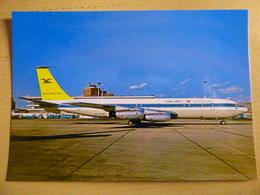 SUDAN AIRWAYS  B 707 321   G AYVE - 1946-....: Ere Moderne