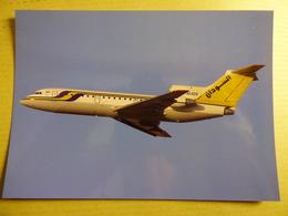 SUDAN AIRWAYS    YAK 42D   RA 42428 - 1946-....: Ere Moderne