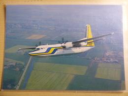 SUDAN AIRWAYS    FOKKER 50   ST ALN - 1946-....: Ere Moderne