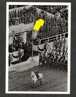 S/w Ak Aus Einer Serie,  Photo Hoffmann G 8, Geburtstagserie, 20.04.1939, Parade In Berlin  Vor Dem Kanzler - Allemagne
