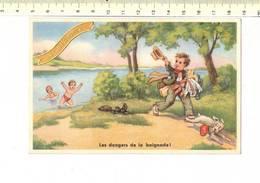 49775 - LES DANGERS DE LA BAIGNADE - COLOPRINT 54127/5 - Sin Clasificación