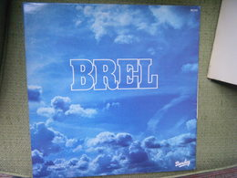 """Jacques Brel - """"Brel"""" - Vinyles"""