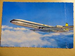 SUDAN AIRWAYS   COMET 4C  CARTE ABIMEE - 1946-....: Ere Moderne
