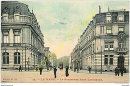 72. LE MANS . Le Boulevard René Levasseur . - Le Mans