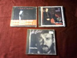 JOE  COCKER   LOT DE 3 CD - Musique & Instruments