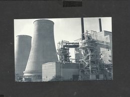 Nostalgia Postcard Opening Of The Atomic Power Station At Calder Hall In Cumberland 1956 - Cumberland/ Westmorland
