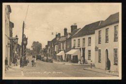 CPSM Neuve Royaume Uni CRICKLADE High Street - Angleterre
