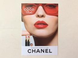 Grande Carte Chanel Rouge Coco - Cartas Perfumadas
