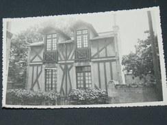 SAINT AUBIN SUR MER   1930 /  LA VILLA MA TOCADE    / CIRC OUI / EDIT CARTE  PHOTO - Saint Aubin