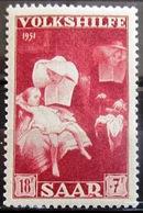 SARRE               N° 298                NEUF** - 1947-56 Gealieerde Bezetting