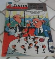 Journal De Tintin N°631 24 Novembre 1960 BD Rugby Triomphe XV De France à Johannesburg,Avions De Rève Cessna - Tintin