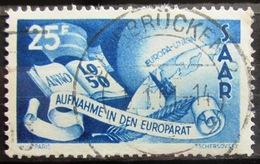SARRE               N° 277                OBLITERE - 1947-56 Occupation Alliée