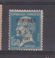 FRANCE  N° 265 - 1922-26 Pasteur