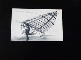 LES PIONNIERS DE L'AIR    APPAREIL PLANEUR DE M. BUNZLI - ....-1914: Précurseurs