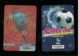 Calcio Animotion 2004-05  - Bologna  - Pagliuca - Trading Cards