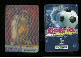 Calcio Animotion 2004-05  - Chievo  - Franceschini - Trading Cards