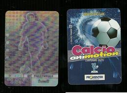 Calcio Animotion 2004-05  - Fiorentina  - Dainelli - Trading Cards