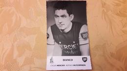 Bianco Jo Mercier Hutchinson BP Carte Originale - Ciclismo