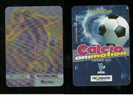 Calcio Animotion 2004-05  - Fiorentina  - Maresca - Trading Cards