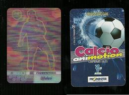 Calcio Animotion 2004-05  - Fiorentina  - Ujfalusi - Trading Cards