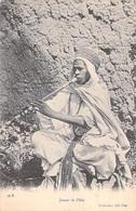 Afrique -Joueur De Flûte (musique) Carte Postée à  Ferryville /Tunis Tunisie  (-Collection ND Phot  N° 99 A) * PRIX FIXE - Tunisie