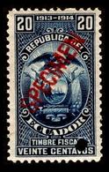 1913-1914 Ecuador - Ecuador