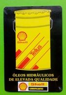Calendrier De Poche Shell 1990 - Calendars