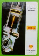 Calendrier De Poche Shell 1991 - Calendars
