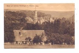 5760 ARNSBERG - HÜSTEN, Schloß Herdringen Und Umgebung, 1912 - Arnsberg