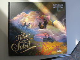 LES FILLES DE SOLEIL - Deux Albums - N° 19 (2014) E N° 22  (2017) - Books, Magazines, Comics
