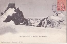 CPA - Refuge VALLOT - Rocher Des Bosses - Chamonix-Mont-Blanc