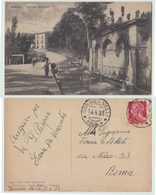 Sulmona - Fontana Japasserì, 1933 - Italia
