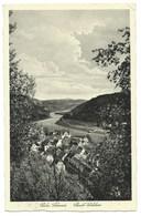 CARTE POSTALE ALLEMAGNE STADT WEHLEN / SACHS SCHNVEIZ 1934 - Wehlen