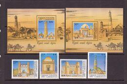Uzbekistan - 1997 - Great Silk Road - MNH - Ouzbékistan