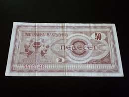 Macedonia 50 Denari 1992 - Macedonia