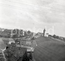 70s STREET SCENE SUISSE SCHWEIZ SWITZERLAND 60mm AMATEUR NEGATIVE NEGATIVE NOT PHOTO NEGATIVO NO FOTO - Photographie