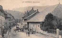 Aiguebelle (73) - Rue Principale - Aiguebelle