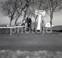 70s PICO DA PEDRA SAO MIGUEL AÇORES AZORES PORTUGAL 60mm AMATEUR NEGATIVE NEGATIVE NOT PHOTO NEGATIVO NO FOTO - Photographie
