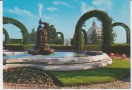 Vatican Gardens Unused - Vatican