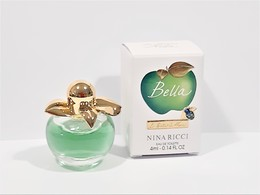 Miniatures De Parfum   NINA  De NINA RICCI   EDT   4 Ml + Boite - Miniatures Modernes (à Partir De 1961)