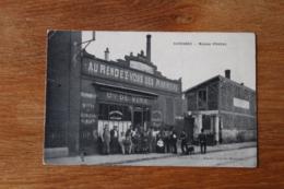 CPA  Suresnes    Café   Au Rendez Vous Des Mariniers  Maison Pradal      Animation  1914 - Suresnes