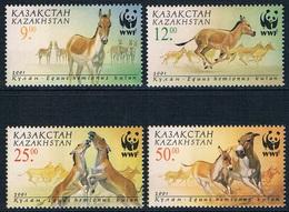 Kazakhstan - WWF 289/292 ** - W.W.F.