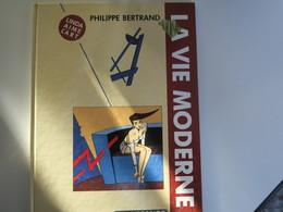 LINDA AIME L'ART - N° 3 - La Vie Moderne - Philippe BERTRAND - Harry Dickson