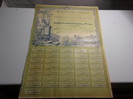 établissements VERMINCK (100 Francs) 1912 - Non Classés