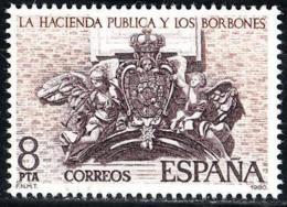 España. Spain. 1980. La Hacienda Pública Y Los Borbones. The Treasury And The Bourbons - 1931-Hoy: 2ª República - ... Juan Carlos I