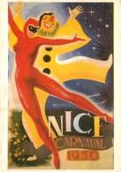 Publicite - Carnaval De Nice 1950 - Voir Scans Recto-Verso - Advertising