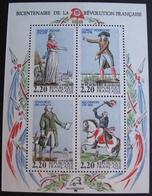 DF50500/448 - 1989 - CELEBRITES DE LA REVOLUTION - N°10 NEUF** - Mint/Hinged