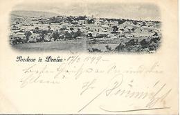1899 - DRNIS ,  Gute Zustand, 2 Scan - Croatie
